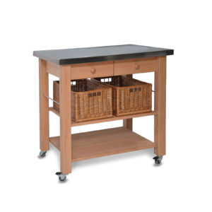 Serving trolley Andante