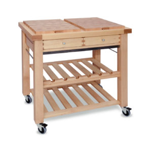 Serving trolley Adagio