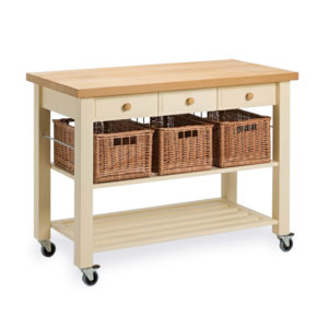 Serving trolley Moderato